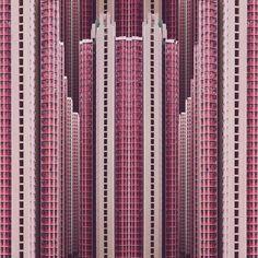 Kyle Yu Captures Mesmerizing Photos of Hong Kong's Architecture #photography