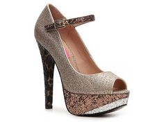 just bought these for a steal $25 compared to 129.95 :) Betsey Johnson Ranae Pump