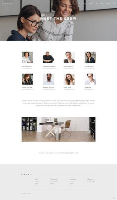 Get Entré WordPress theme and build a modern interior design website today! #wordpress #webdesign #theme #layout #architecture #architect #interiordesign #decor #homedecoration #portfolio #furniture