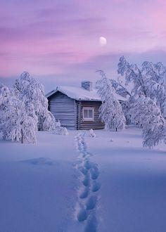 """coiour-my-world: """"kpunkka ~ Saariselkä Ivalo, Finland """""""
