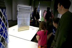 A Parent's Review: EMP's LEGO Exhibit | Seattle's Child awesome lego sculptures!