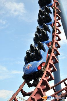 Attraction, Roller Coasters, Information, Site Web, Parcs, Amusement Parks, Wine Rack, Holland, Photos