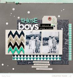 These Boys - Darling Dear | Kelly Noel, Studio Calico