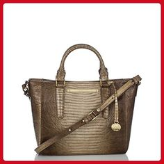 4d3fd532003b Brahmin Mini Arno Sable - Top handle bags ( Amazon Partner-Link) Brahmin