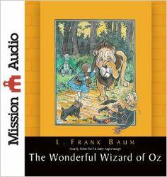 The Wonderful Wizard of Oz: unabridged audiobook