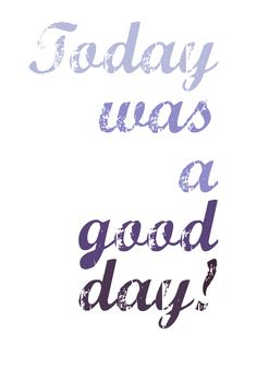 Today Was A Good Day Quotes 122 Best Good Day images | Good morning, Thinking about you, Thoughts Today Was A Good Day Quotes