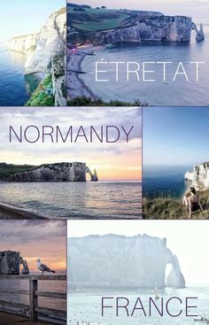 Tips for visiting Etretat, Normandy, France