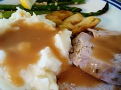 Pork Tenderloin with Baked Apples and other Easter Dinner ideas