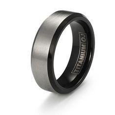 Black  titanium.