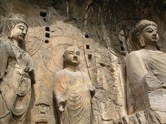 Longmen Caves - China