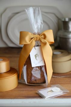 Packaged Mini Loaves - Jenny Steffens
