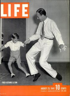 Life Cover - Fred Astaire & Son