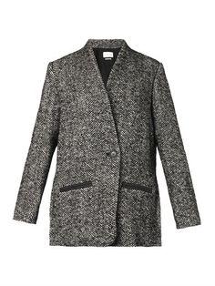 Dever wool-blend coat | Isabel Marant Étoile | MATCHESFASHION.COM