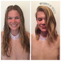 #Repost of #establismentla stylist @prestonwada || #✂️ || #balayage || #haircut || #avedacolor || #lob || #tt || #losangeles