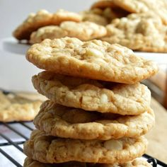 Marry Me Cookies with White Chocolate and Macadamia Nuts - Sugar Dish Me