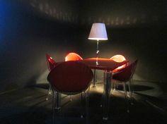 """Proyecto """"Oficina para vivir"""", de Jean Nouvel. ISaloni2013, Milán. (Foto: Elizabeth Palacios/Ointeriores) http://www.obrasweb.mx/milan-2013"""