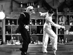 """James Cagney and Ruby Keeler dance """"Shanghai Lil"""" (Footlight Parade)"""