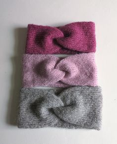Vogue Knitting, Summer Knitting, Knit Cowl, Couture, Ravelry, Twists, Headbands, Knitted Hats, Knitting Patterns