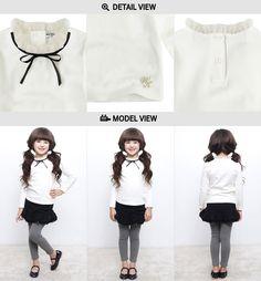 Outdoor / Character T-Shirt / Collars T-Shirt / Sleeveless [WALTON KIDS] 11Street