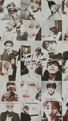 Taehyung ♥️♥️♥️ © Locks BTS