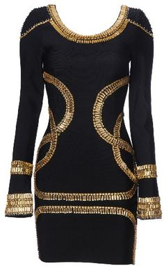 Lauren Bandage Dress-Bandage dresses,