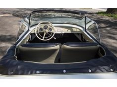For Sale: 1960 Skoda Felicia Roadster in Prague, Prague Motorcycle Design, Felicia, Automotive Design, Aston Martin, Prague, Cadillac, Classic Cars, Automobile, Car Interiors