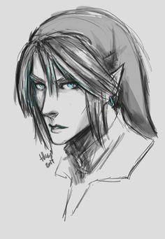 Link Portrait by lllannah on deviantART