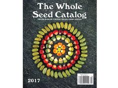 It is part seed catalog, plus so much more! Housed within its pages are the histories of heirloom seeds, recipes, and seed saving.