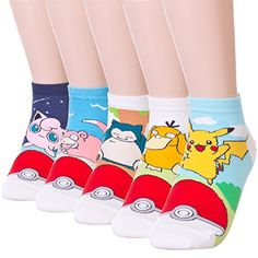Pokemon Monster Ball Character Sneakers Socks (Onesize, 5... https://www.amazon.com/dp/B071L5Q15D/ref=cm_sw_r_pi_dp_x_bE53zb59A0CDV