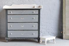 Willkommen Im Babyzimmer Kinderzimmer  Wickelkommoden Antik Und Weitere  Shabby Chic Möbel