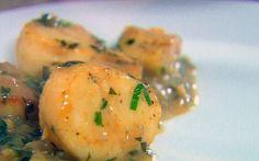 Scallops Provencal Recipe by Ina Garten