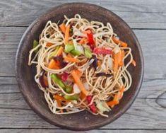 Japchae, Bento, Stir Fry, Food Art, Fries, Asian, Cooking, Ethnic Recipes, Saute