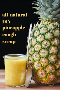 Fight your cold with this simple, natural, and very effective cough syrup!