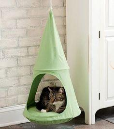 Caminhas para gatos. Modelos de camas para gatos. Dicas de modelos de camas para gatos. Lindos modelos de caminhas para nossos gatinho...