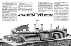 Anaheim Stadium 1966 – THIRTY81 Project