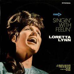 Loretta Lynn Singin' With Feelin' – Knick Knack Records