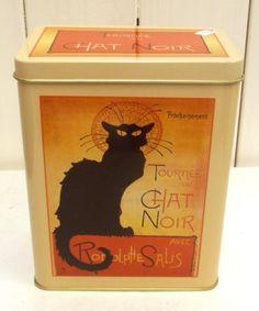 Purkki Chat noir. Hinta 14,50€