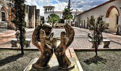 Plazoleta de los Curas, Zona Colonial de Santo Domingo, D.N. R.D.