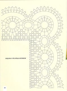 Labores de Bolillos 02 Bobbin Lacemaking, Bobbin Lace Patterns, Lace Heart, Point Lace, Lace Jewelry, Lace Detail, Tatting, Vintage World Maps, Projects To Try