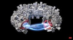 Germany is turning on its monster stellarator - Business Insider [NOTE]: There's an impressive GIF, give it a second to load.