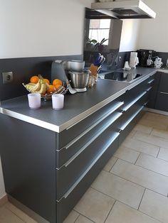 AW: Neue Küche In Bestandsimmobilie @ Doppelkeks, Der Hänger Wollte Einfach  Nicht Weiß Werden