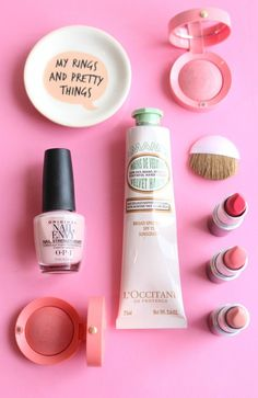 Hands up (oh I am ever so witty!) if you have at least one L'Occitane tube of hand cream, bashed and at the bottom of your handbag? Yup me too, from full tubes I have been gifted or bought when feelin