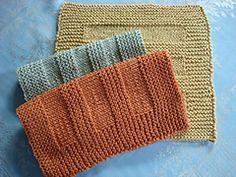 Ravelry: Dishcloth pattern by Debbie Bliss