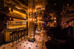Park Chinois: Lighting Design by Althea at Light IQ