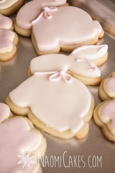 Easter Cookies [Decorating Tutorial]