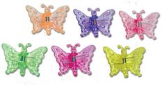 butterfly clips #90s