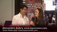 Entrevue à venir #alexandreaubry #astrologie #salondeleveil2016 #suziematte #smattevideowebmedia #leportailzen