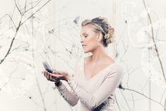 Hollywood Glamour, Finland, Aurora, Diana, Wedding Dresses, Handmade, Collection, Design, Fashion
