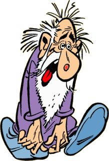 Asterix - The A to Z of Asterix - Characters - Psychoanalytix