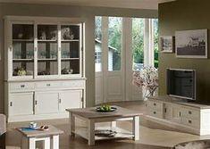 Wohnzimmerschrank landhausstil ~ Weiße vitrine landhaus geschirrschrank weiß landhausstil